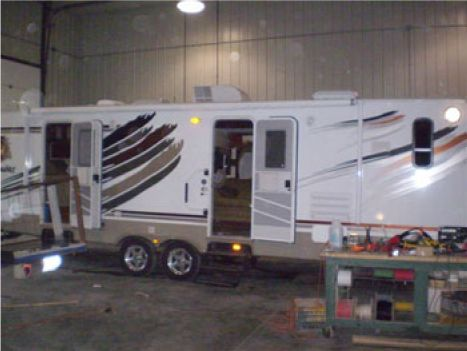 Fixing an RV